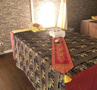 Bussaya traditionelle Thaimassage