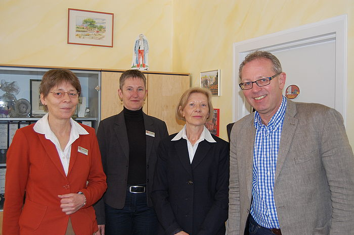 Caudry Besuch in Wedel -2014
