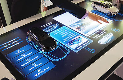 eyefactive GmbH - Interaktive Touch Screens und Software XXXL