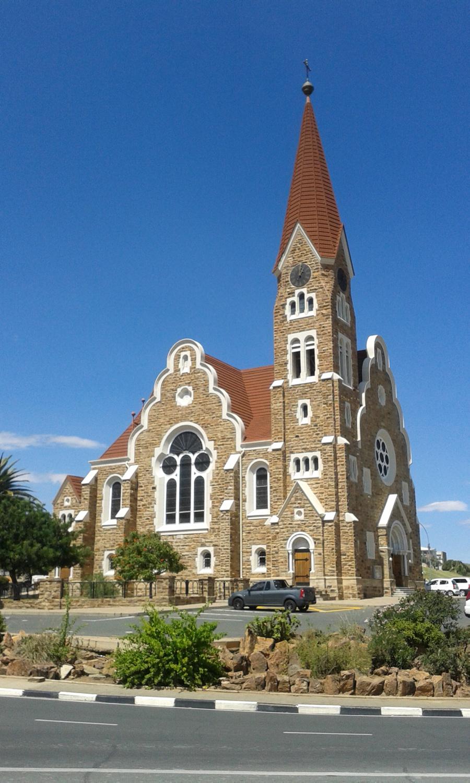 Wedel Kirche